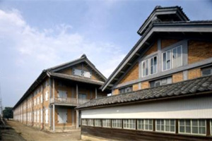 Tomioka Silk Mill and Related Sites  AGENCY FOR CULTURAL AFFAIRS