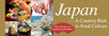 Japan―A Country Rich in Food Culture―